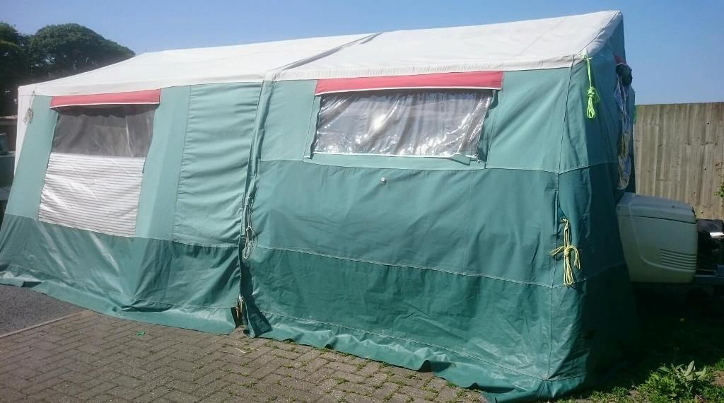 Trigano Oceane 315 GL 2002 Trailer Tent like conway cabanon