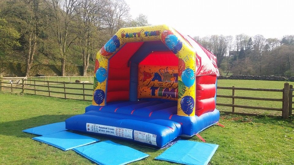 Bouncy Castle Hire (fully insured)