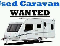 I am looking for a touring caravan 2/4/5 berth