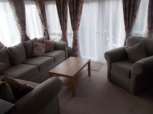 Cheap static caravan holiday home for sale in Eyemouth, near Berwick, amble, Haggerston. TD14 5BE