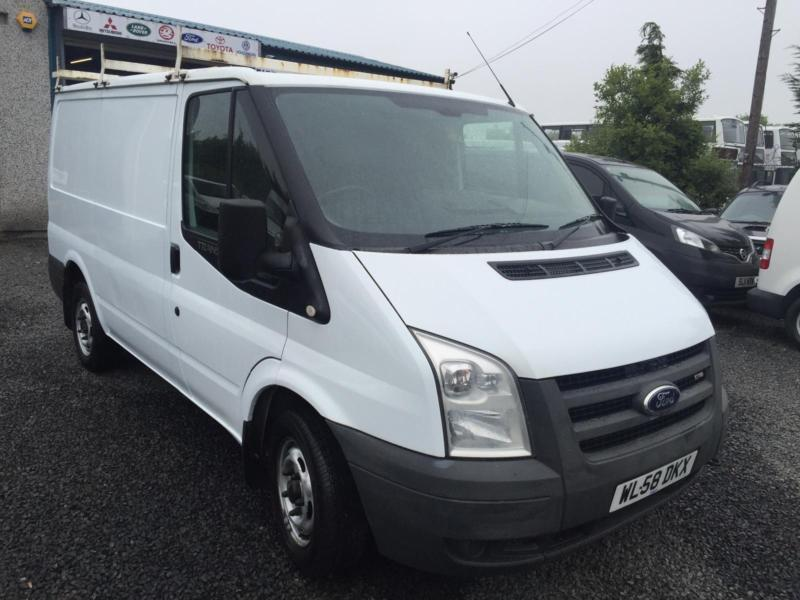 Ford Transit 2.2TDCi ONLY 46503 miles 85PS SWB