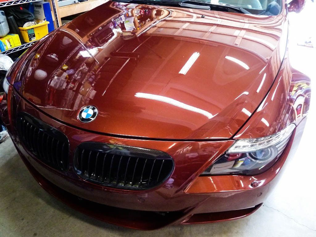 Car Wrapping - Southport Wraps - Paint Protection - Clear Full Vehicle Wrap