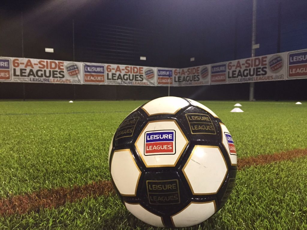 BRAND NEW 6 A SIDE LEAGUE IN CHORLEY - PLAY WITH THE BEST - PLAY WITH LEISURE LEAGUES