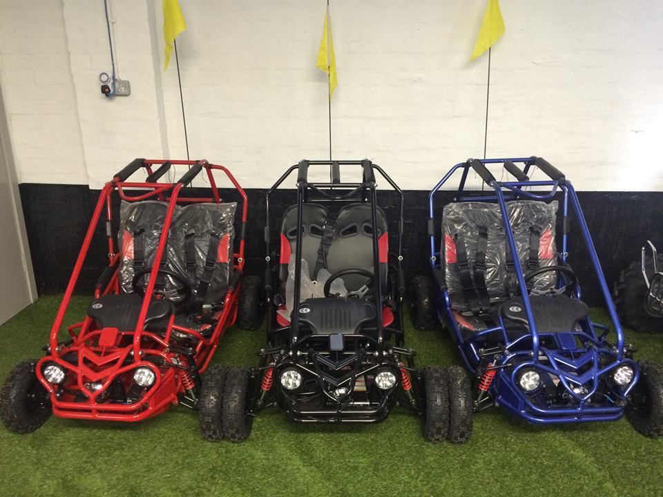 Mini Buggy petrol 150cc