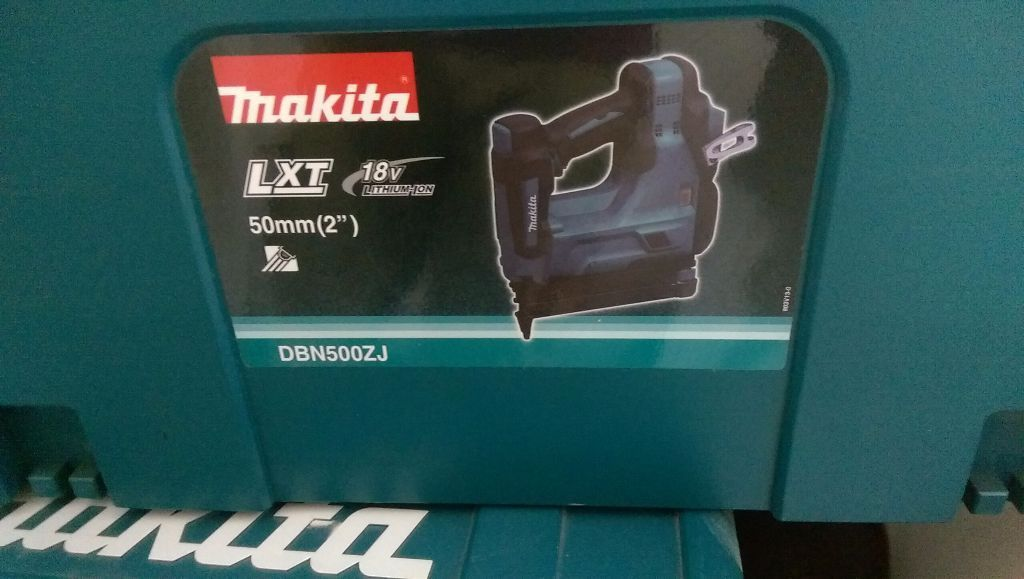 Makita 18v Pin Gun Never used