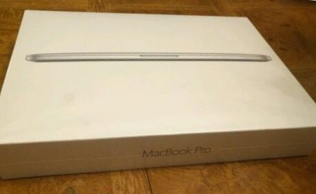 """Brand new and sealed MacBook Pro With Retina Display 13.3"""""""