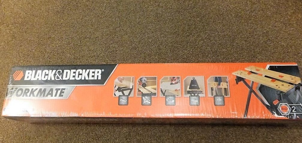 Black & Decker Workmate Bench New and Sealed