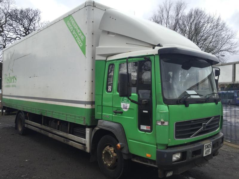 2005 Volvo FL 180 NO VAT EXPORT SHIPPING ARRANGED