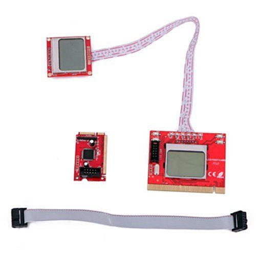 Laptop PC Computer PCI Motherboard Diagnostic Tester