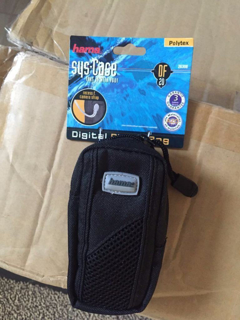 Camera cases brand new!! x200