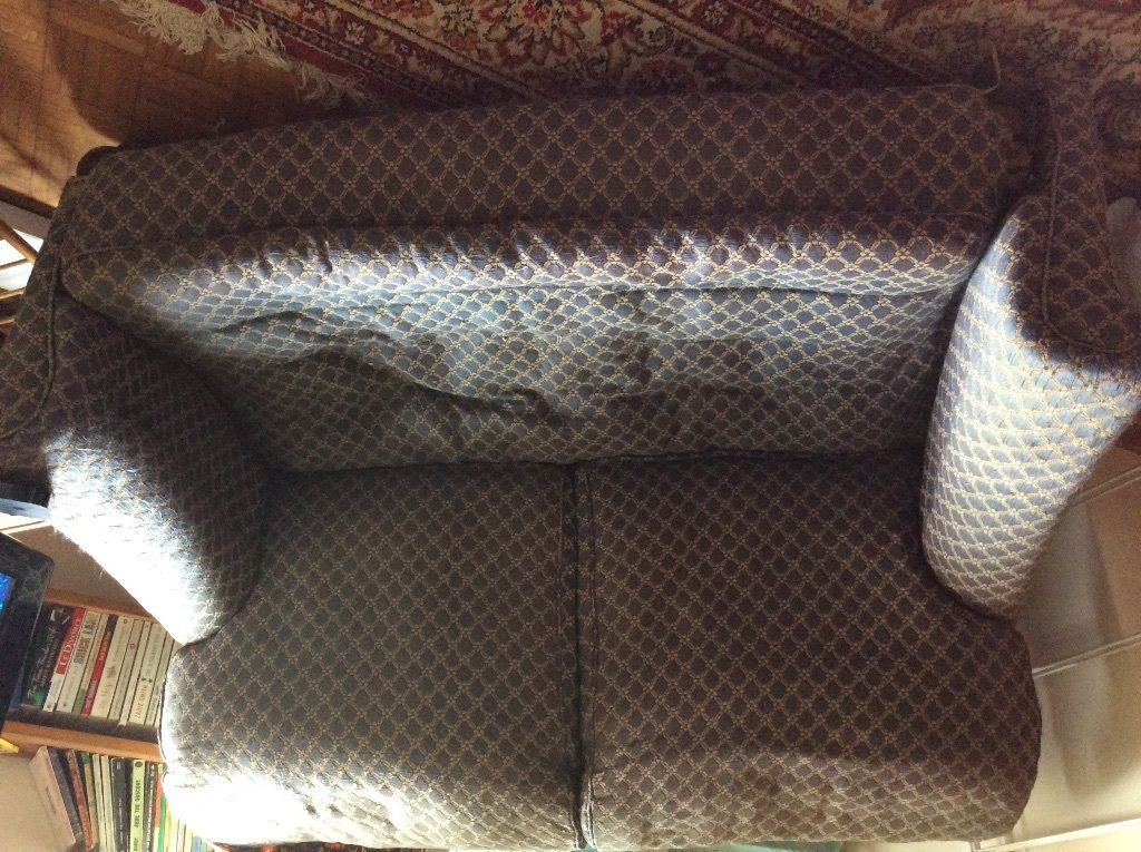 Vintage sofa for restoration