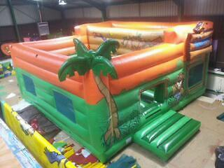 Inflatable Play Centre/Large bouncy castle