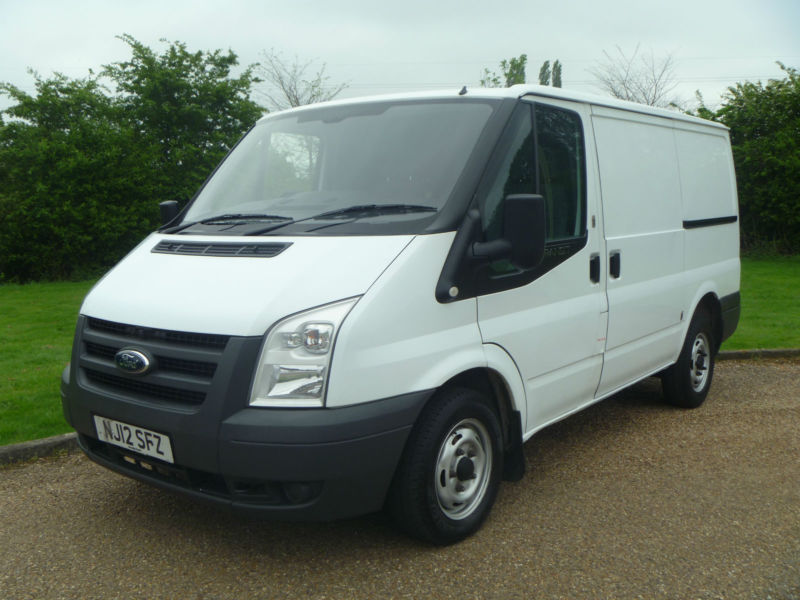 2012 12 Ford Transit 2.2TDCi Duratorq ( 85PS ) 280S ( Low Roof ) 280 SWB 74000 M