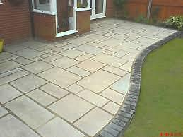 Flagging. decking. Indianstone artificial grass Block paving. Tufting. FREE QUOTES CALL. 07765274041