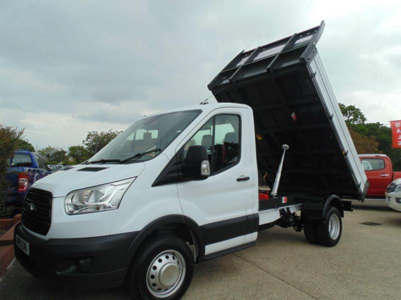 2015 Ford Transit 2.2 TDCi 125ps 350 L2 H1 2 door Tipper