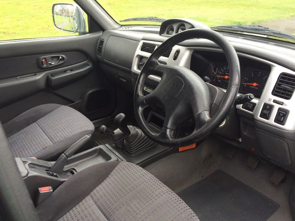 Mitsubishi Warrior L200 Excellent Condition