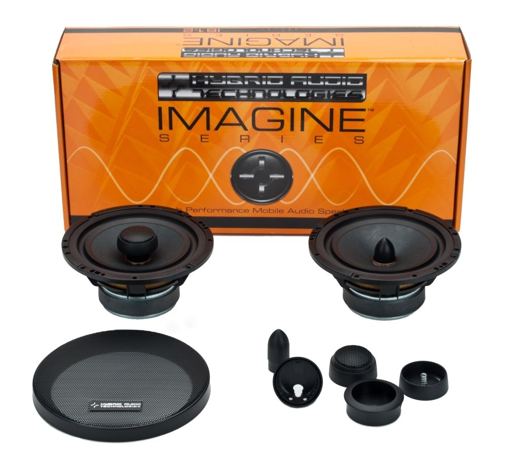 WANTED, HYBRID AUDIO IMAGINE STAGE II 6.5 COMPONENT SPEAKERS
