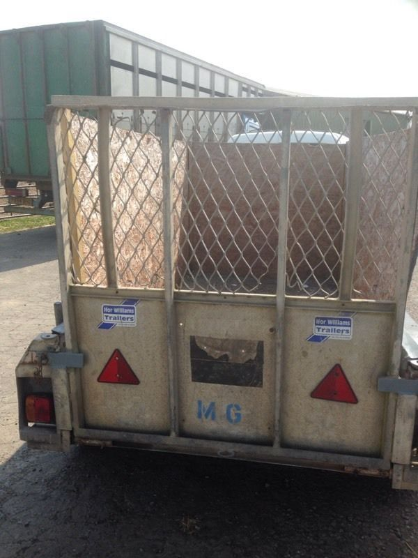 2005 IFOR WILLIAMS PLANT TRAILER
