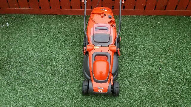 Flymo Multimo Lawn mower 360 XC Great Condition
