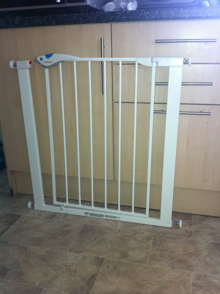 Lindam Easy Fit Plus Deluxe Tall Baby Child Safety Gate