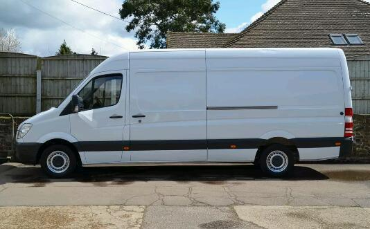 Man with a van hire in Durham, transport removals