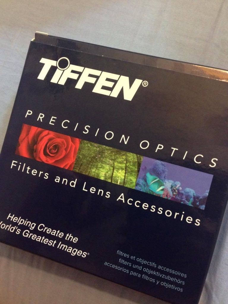 Tiffen 77mm Variable Neutral Density Camera Lens Filter