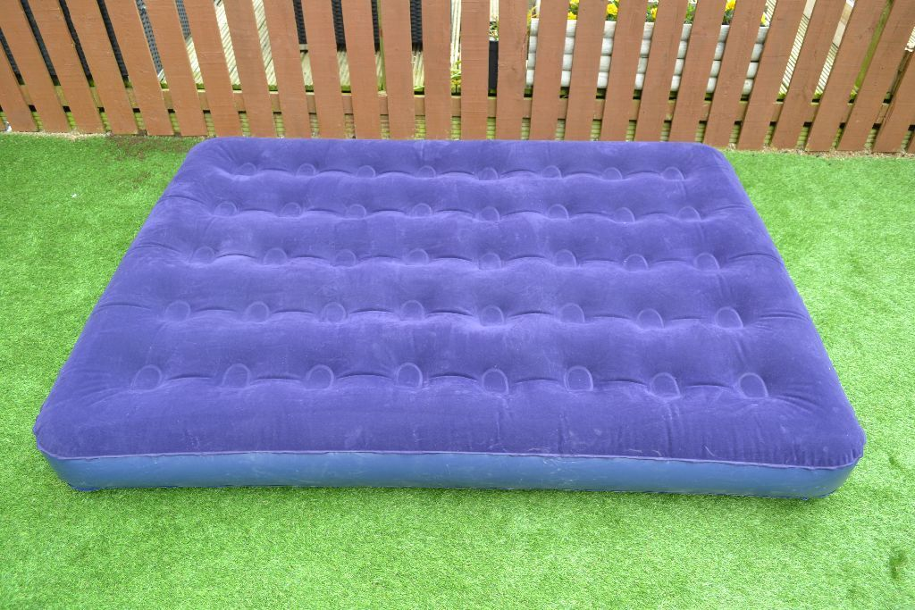 Double Airbed - Single Airbed - Electric Pump - Unused