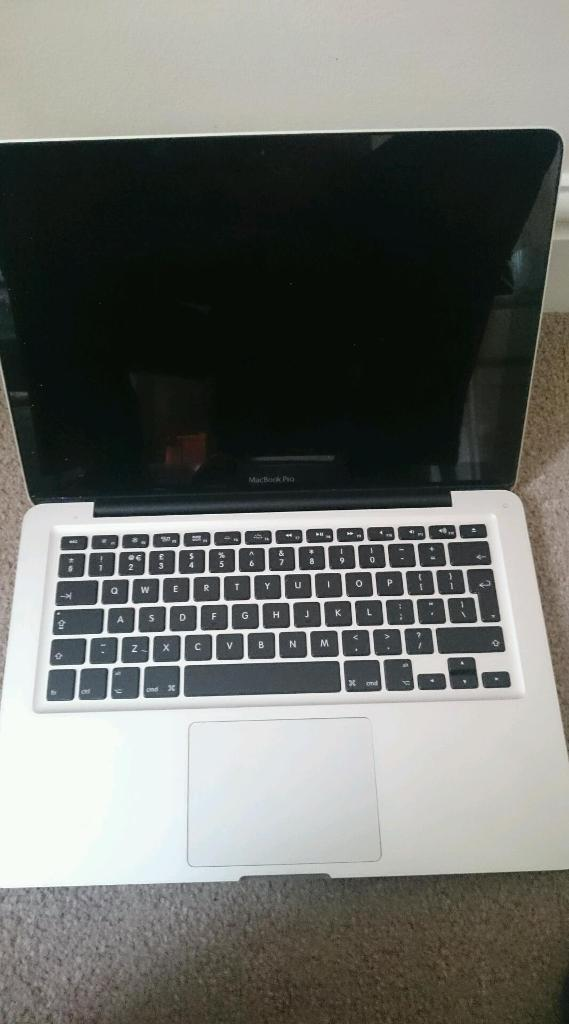 "Apple Macbook pro (mid 2012) 13"" 10gb ram 500gb hdd"