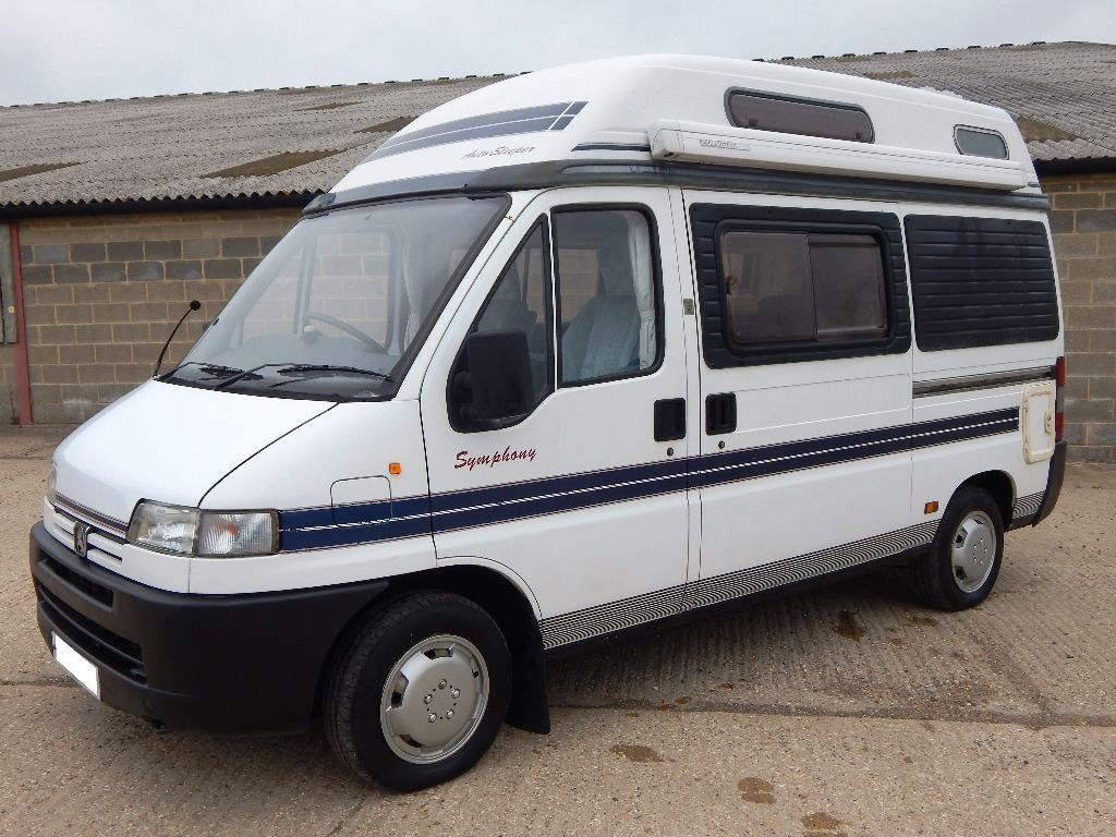Auto Sleeper SYMPHONY, 1997, 2 Berth Camper, LOW MILES, 2 Owners, HPI CLEAR!