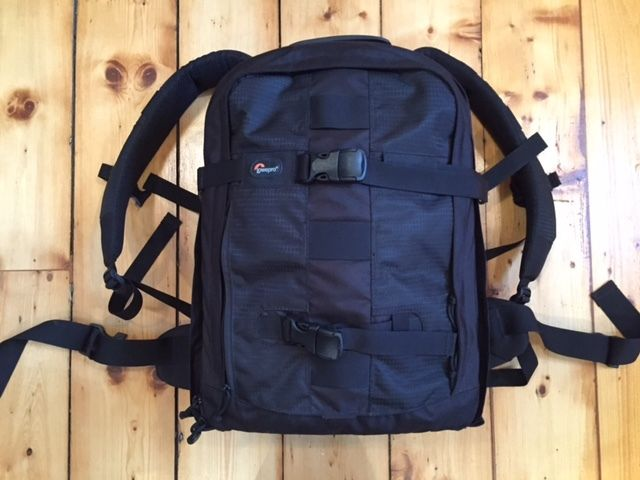 Camera bag Lowepro Pro Runner 350 AW superb condition