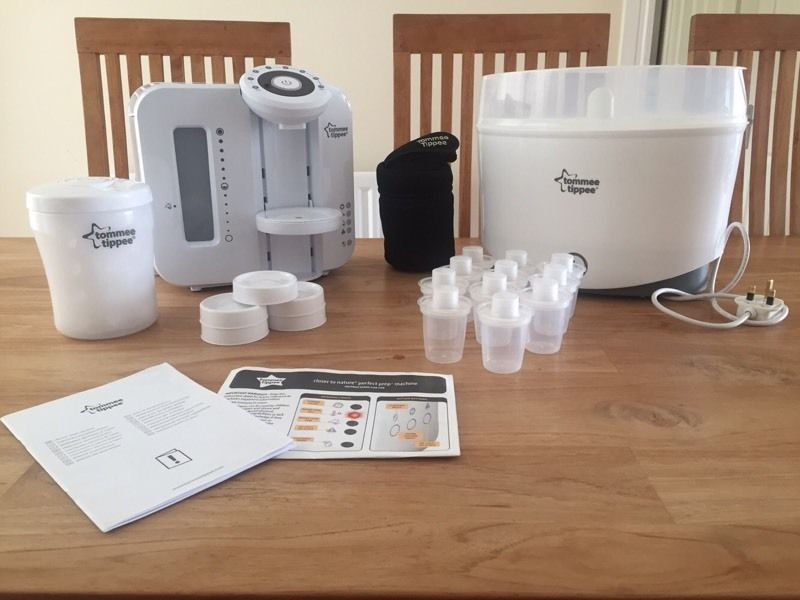 Complete Tommee Tippee Setup