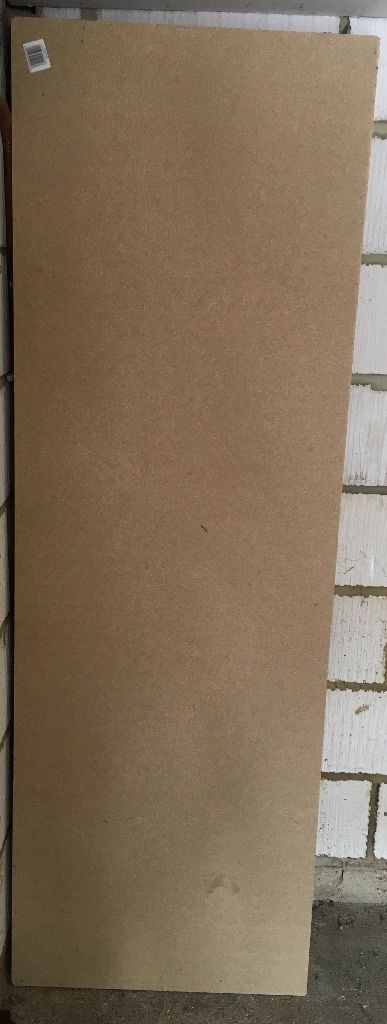 5 Sheets of Chipboard