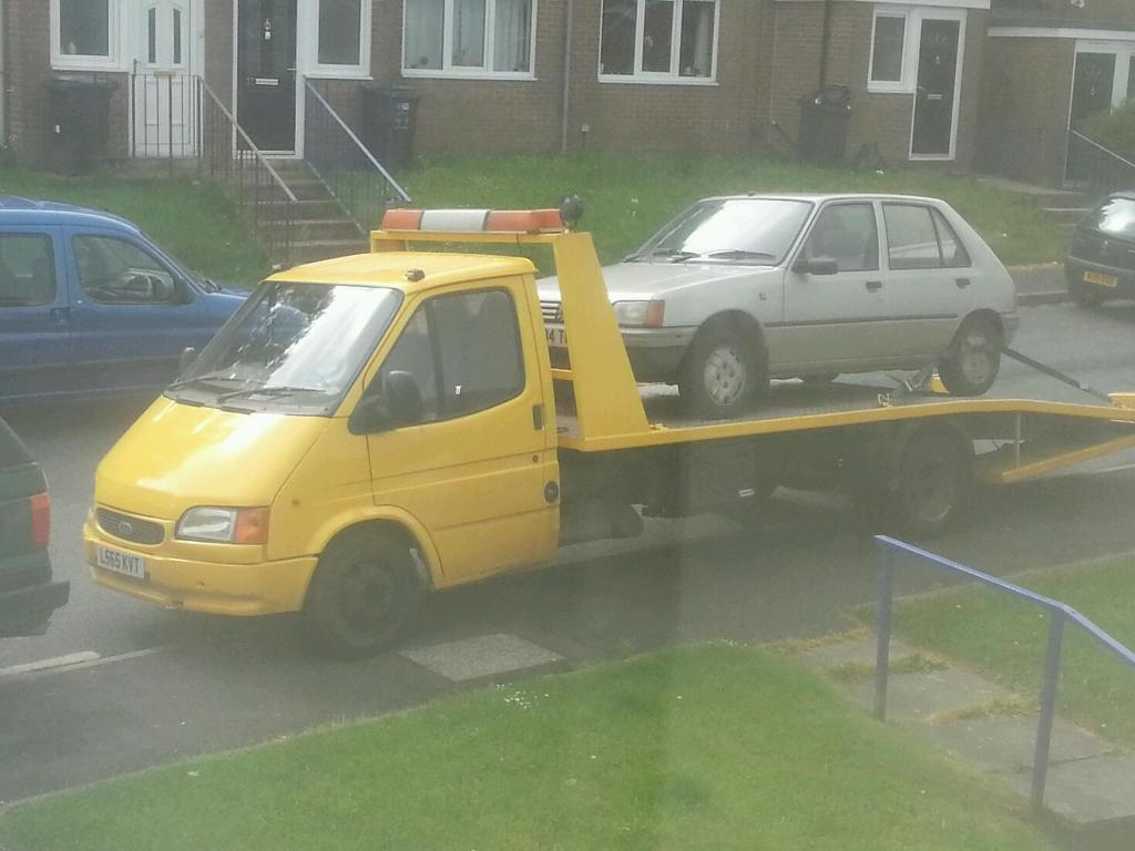 Nationwide car collection/delivery and breakdown recovery 24/7