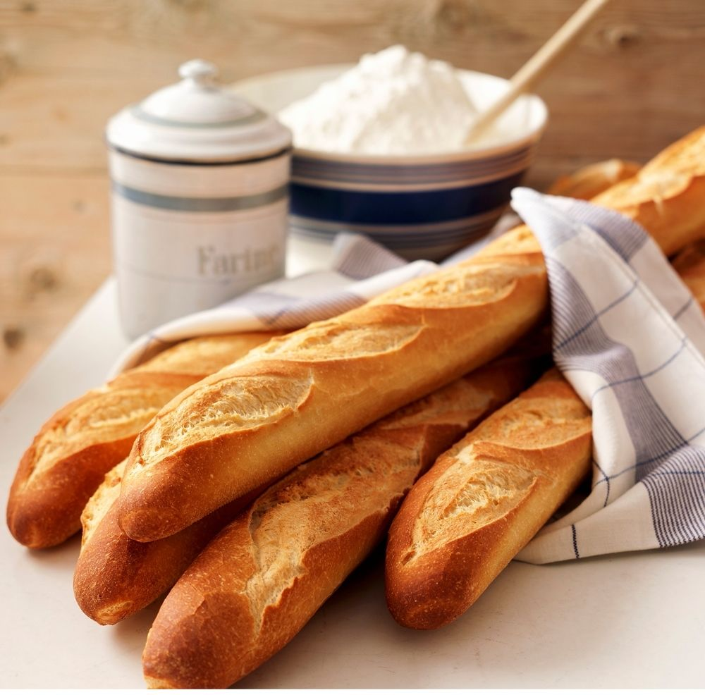 French Bread Making Workshop
