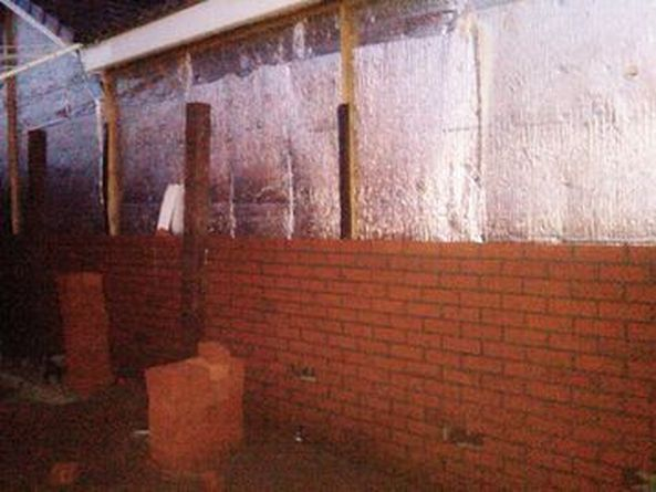 Experience fully qualified bricklayer