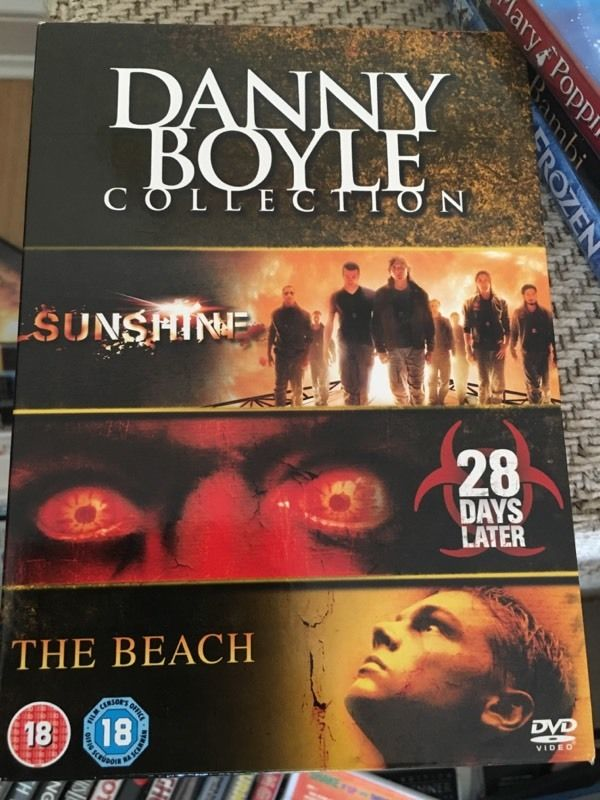 Danny Boyle Collection
