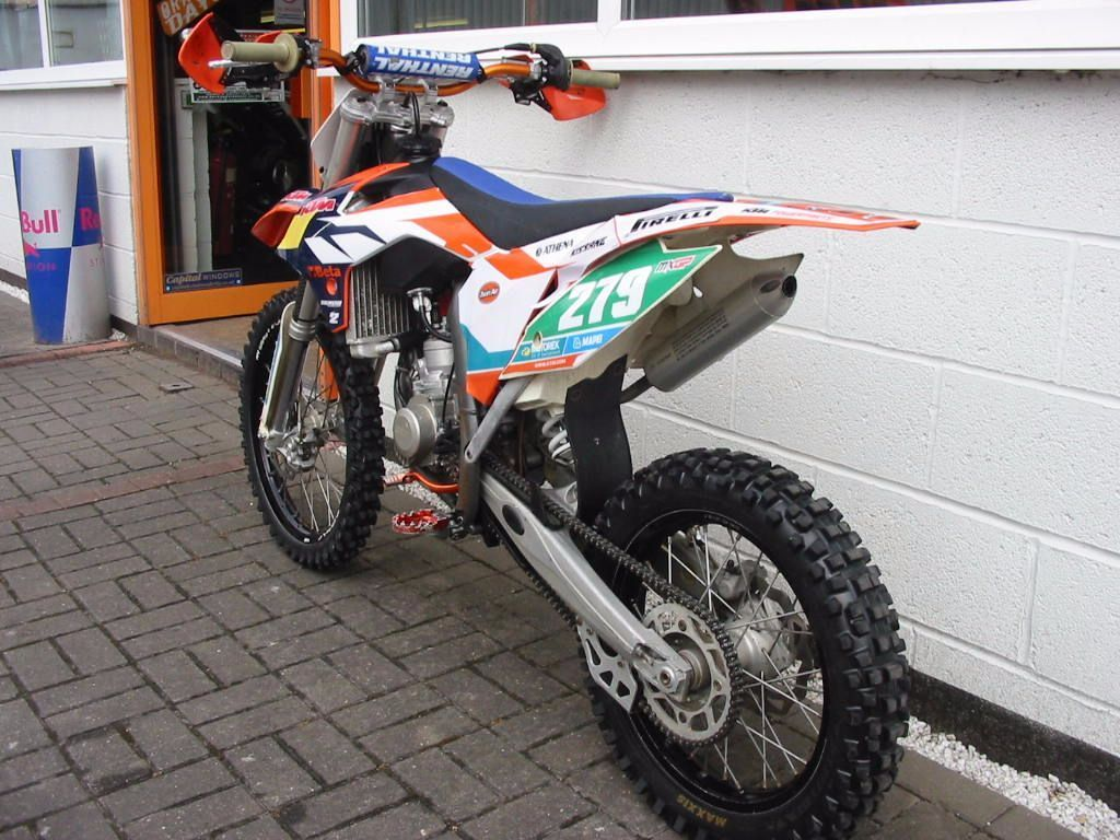 KTM 85SX 2013 BIG WHEEL