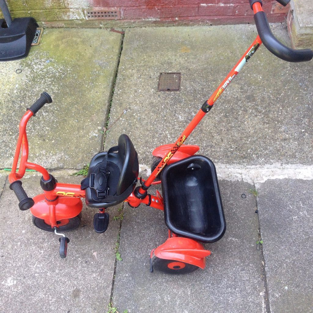 KIDS BIKE good condition,suitable age 2-4 years old,fully working order