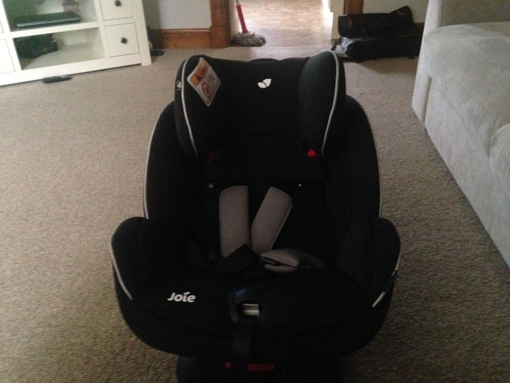 JOiE car seat less than 6 months old