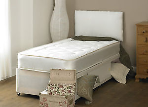 Limited offer ** SINGLE DIVAN ROYAL ORTHOPEDIC BED AND MATTRESS ** SAME DAY DELIVERY