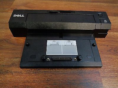 DELL Latitude E5400 E5500 E-Port Plus Docking Station with dual DVI outputs