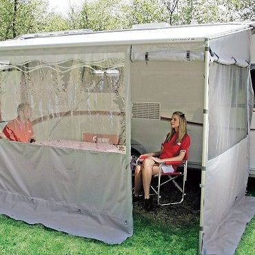 Wanted Fiamma caravanstore 310 CS light privacy room