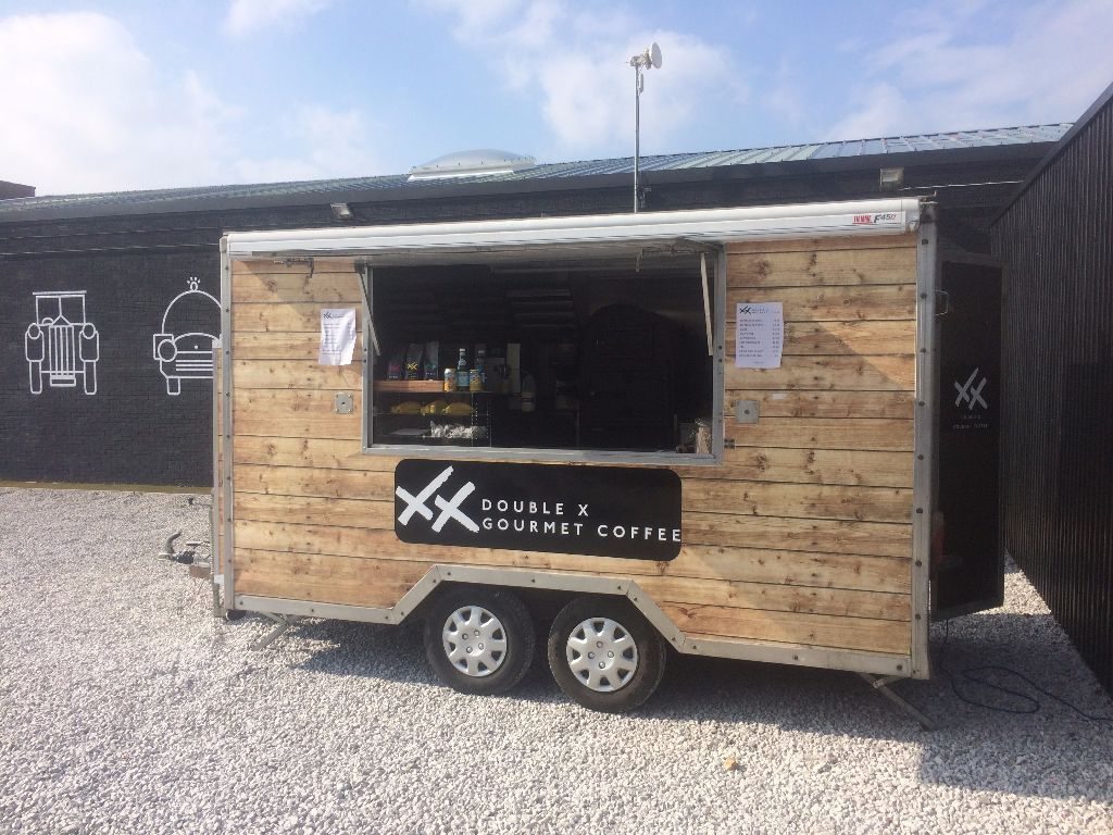 12 foot Catering Trailer