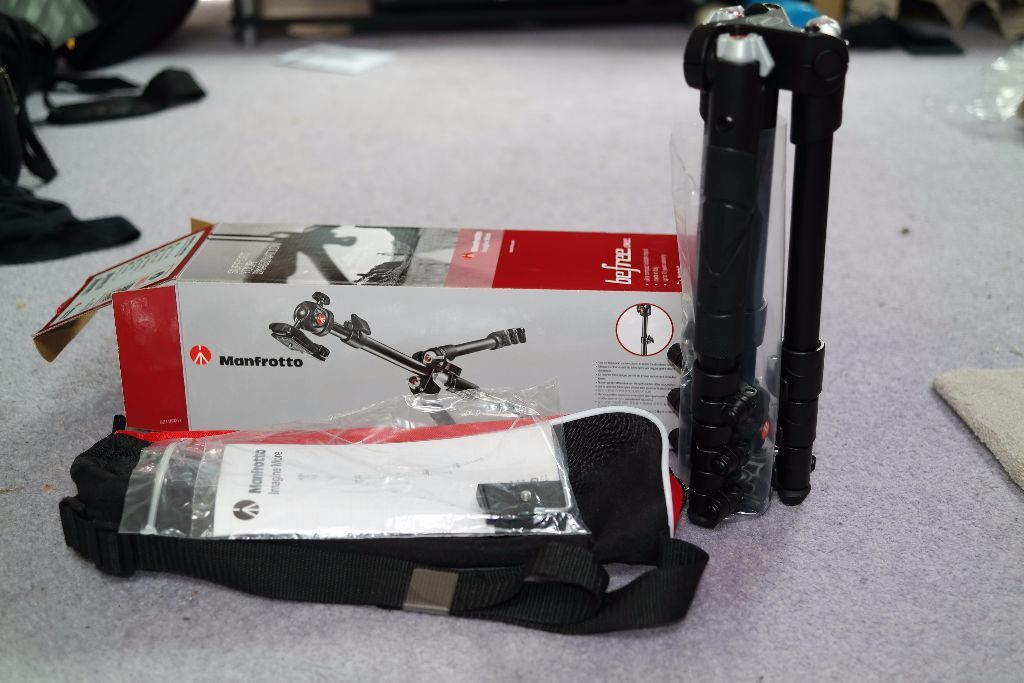 Manfrotto Befree One *New* 10 year warrenty