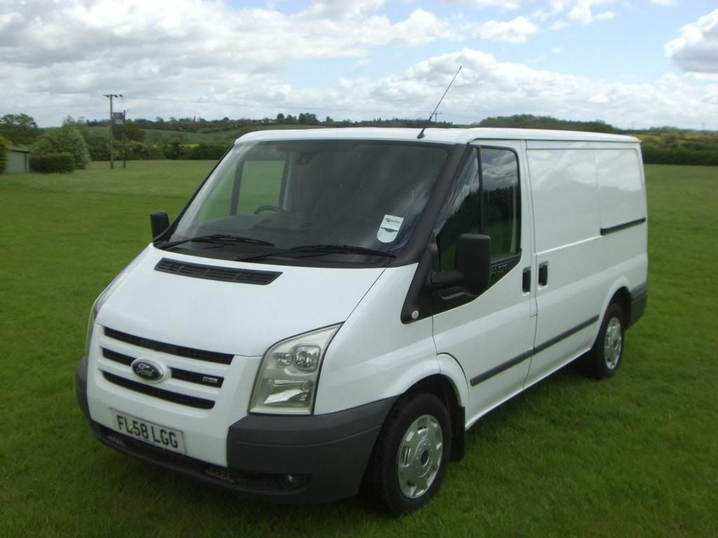 2008 FORD TRANSIT 110T 260 TREND SWB LOW ROOF