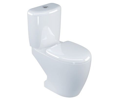 Brand New Close Coupled Toilet
