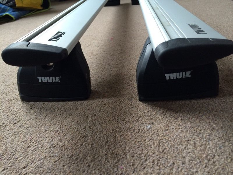 Thule wing roof bars for Cmax '05