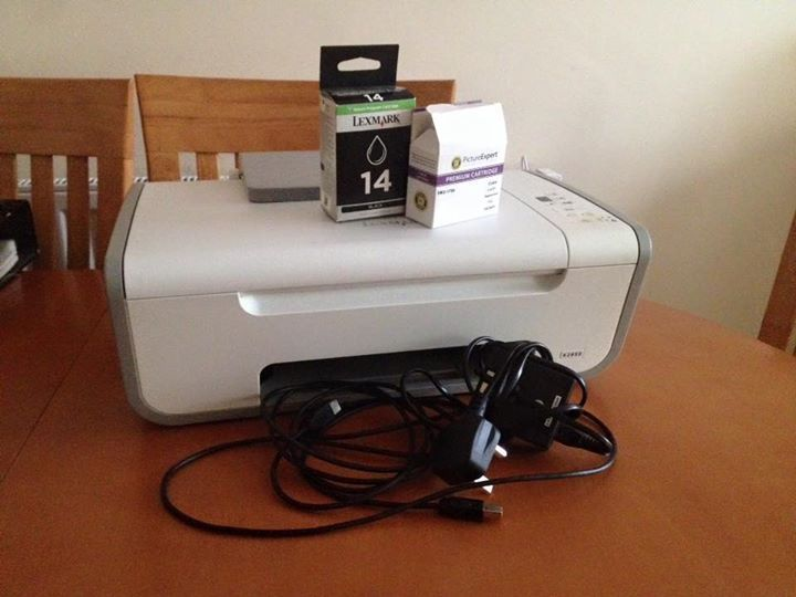 ** LEXMARK ** All-in-One Printer Scanner Photocopier ** Excellent Condition