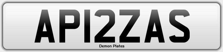 PRIVATE REG FOR PIZZA SHOP / TAKEAWAY DELIVERY VAN ETC