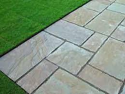 Driveways flagging Indian stone. fencing. tufting. FREE ESTIMATES CALL PAUL TODAY ON 07760678931